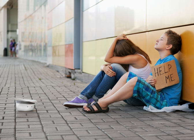The rising epidemic of homelessness in women